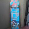 Secondhand HUD skateboard!